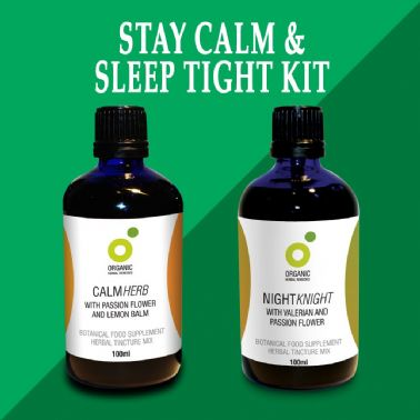 Stay Calm and Sleep Tight Kit